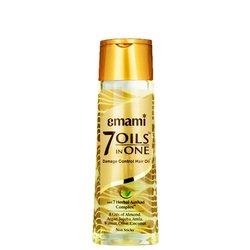 Масло для волос Emami - для поврежденных волос 7 в1, 50 мл