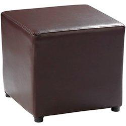 Пуфик AJSTRUP (АРТ - 3615805Ю) - коричневый