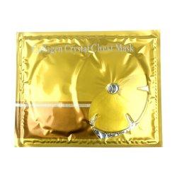 Золотая маска для подтяжки и упругости груди с коллагеном