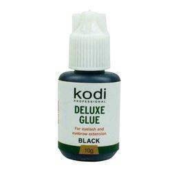 Клей для ресниц и бровей Kodi Deluxe - черный, 10 гр