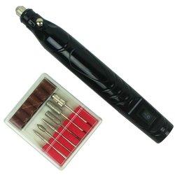 Фрезер-ручка YRE (черный), 5 000 оборотов