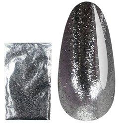 Зеркальный блеск серебро (В-01)
