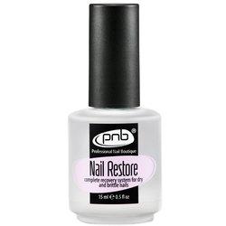 Средство PNB Nail Restore для восстановления ногтевой пластины, 15 мл