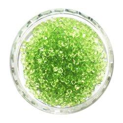 Хрустальная крошка Tufi Profi - Ligt Green