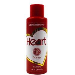 Ремувер Heart Callus Remover - апельсин, 100 мл