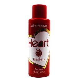 Ремувер Heart Callus Remover - клубника, 100 мл