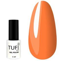 Гель-лак TUFI Profi №36 - неоновый оранжевый, 8 мл