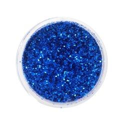 Декор меланж синий