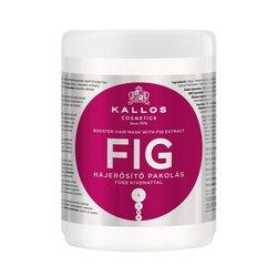 Маска для волос KALLOS kjmn FIG с экстрактом инжира 1000 мл (KJMN1477)