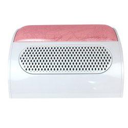 Вытяжка Simei 858-5 белая с розовым 34х27 24 Вт (A0108)