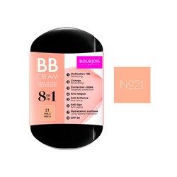 BJ BB Cream 8 in 1 тональный крем №21 Vanilla (Гьь12019648)