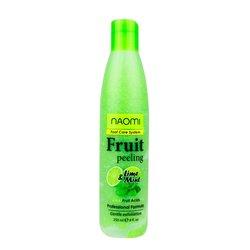 Пилинг для ног, Naomi Fruit Peeling 250 мл
