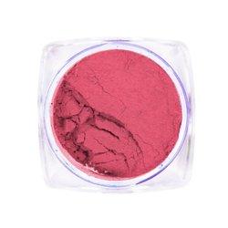 Пигмент для ногтей, с термо эффектом №11 — темно-розовый