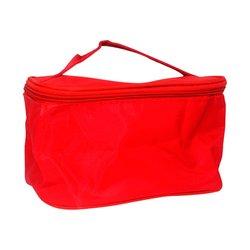 Косметичка-чемоданчик - красный большой (CR-488)