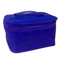 Косметичка-чемоданчик Зефир - синий