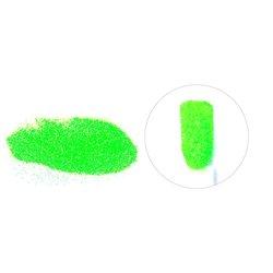 Меланж для ногтей, Tufi Profi - салатовый