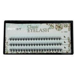 Накладные ресницы пучковые Эстет Classic Eyelash 8 мм