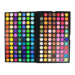 Палитра теней YRE матовых и атласных 84 цвета (168-2)