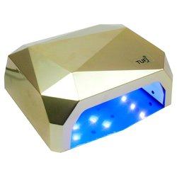 UV/LED лампа Sun Tufi Profi 36 Вт многогранник, золото