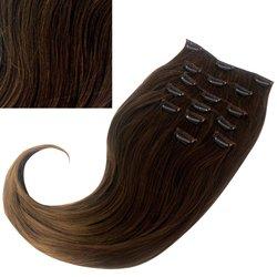 Волосы на заколках NEW CLIP 1672 color (t) 8