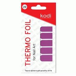 Термо фольга KODI №29