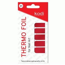 Термо фольга KODI №31