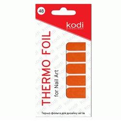 Термо фольга KODI №48
