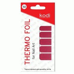 Термо фольга KODI №50