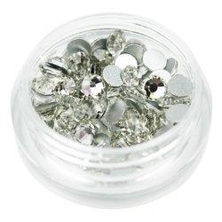 Стразы VIVA - Crystal , SS16, 100 шт