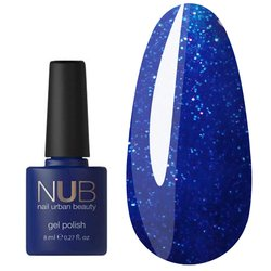 Гель-лак NUB №037 - galaxy tears, 8мл