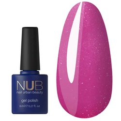 Гель-лак NUB №067 - lovely color , 8мл