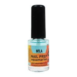 Nila Nail Prep Aquamarin  - Жидкость для обезжиривания с антибактериальным эффектом, 6 мл