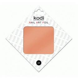 Фольга для литья Kodi Бронза №31