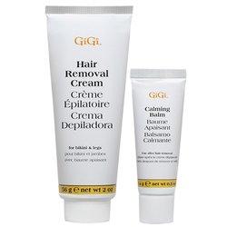 Крем для удаления волос GiGi Hair Removal Cream-For Legs & Bikini 56 г (50601)
