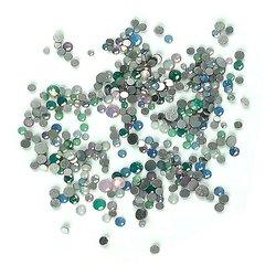Стразы STARLET опал - MIX хамелеон, в упаковке, SS3-SS16, 400 шт.