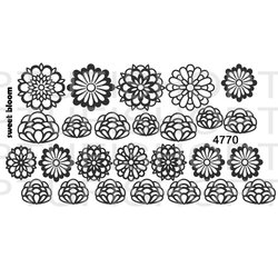 Слайдер дизайн Sweet Bloom №4770