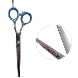 Ножницы для стрижки ESTET с синими кольцами 5.5 в коробочке