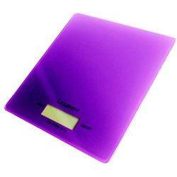 Весы настольные фиолетовые 18x14,5 см
