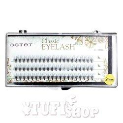 Ресницы пучками Estet Classic Eyelash, 9 мм