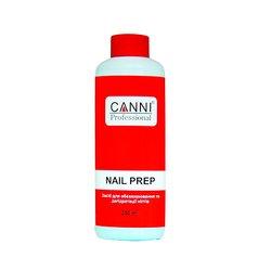 Canni Nail Prep - жидкость для обезжиривания и дегидратации, 250 мл