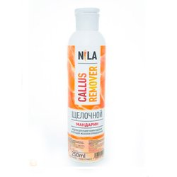 Ремувер  для педикюра Nila Callus Remover (мандарин), 250 мл