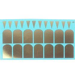 Слайдер дизайн №68 - золото (фольгированный)