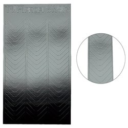 Металлизированные наклейки для ногтей TUFI Profi SW-003
