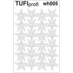 Трафареты для френча TUFI Profi WH-005