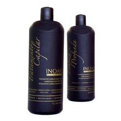 Набор для кератинового выпрямления волос Inoar Marocco