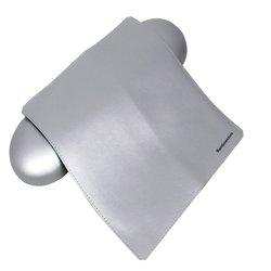 Комплект подлокотник Прямой Silver 39 см + коврик Rainbowstore