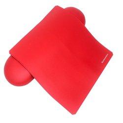 Комплект подлокотник Прямой Red 39 см + коврик Rainbowstore