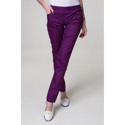 Медицинские брюки Satal, баклажан