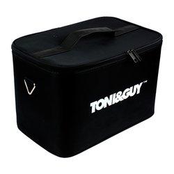 Сумка - чемодан для мастера TONI&GUY тканевая черная