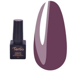 Гель-лак Tertio №58 грязный фиолетовый, 7 мл